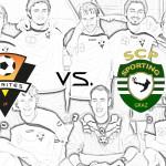 Infinites versus Sporting Graz